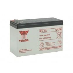 Baterie pro UPS - YUASA NP7-12L (12V/7Ah/faston F2) 13710