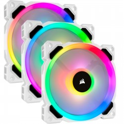 CORSAIR LL120 RGB 3-pack bílá CO-9050092-WW