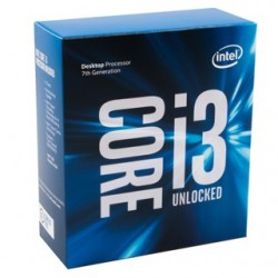 INTEL i3-7350K (4M Cache, 4.20 GHz) BOX (bez chlad BX80677I37350K