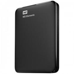 """WD Elements® Portable 2,5"""" Externý HDD 2 TB USB 3.0, čierny WDBU6Y0020BBK-WESN"""