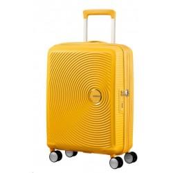 American Tourister Soundbox SPINNER 77/28 EXP TSA  Golden yellow...
