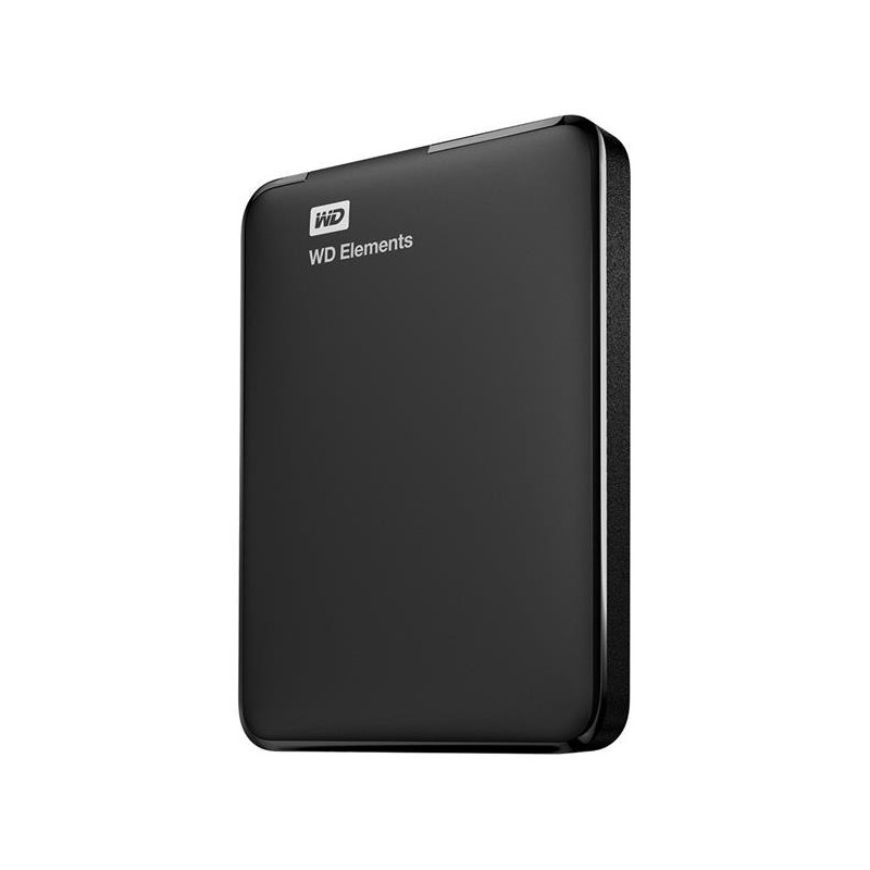 """WD Elements® Portable 2,5"""" Externý HDD 1,5 TB USB 3.0, čierny WDBU6Y0015BBK-WESN"""