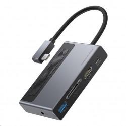 Baseus Magic multifunkční 6-portový Type-C HUB 100W PD se...