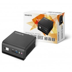GIGABYTE BRIX GB-BMCE-4500C Fanless, Intel Celeron N4500, 1xSO-DIMM...
