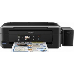 Epson L486, A4 color All-in-One, USB, WiFi, iPrint C11CF45401