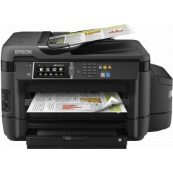Epson L1455, A3, color All-in- One, FAX, ADF, USB, LAN, WiFi, iPrint, duplex C11CF49401