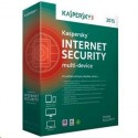 Kaspersky Internet Security CZ 1x/1rok KL1941OBAFS-5MCZ