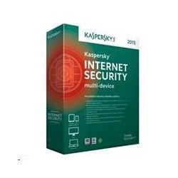 Kaspersky Internet Security CZ 3x/1rok KL1941OBCFS-5MCZ