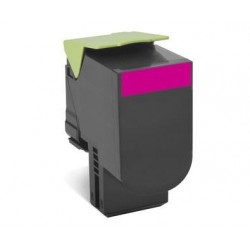 Toner Lexmark 802SM magenta | return | 2000 pgs| CX310dn / CX310n /...