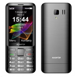 Aligator D950 Dual SIM, antracit AD950AT