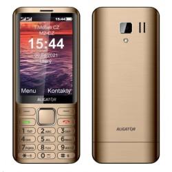 Aligator D950 Dual SIM, zlatá AD950GD