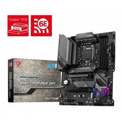 MSI MB Sc LGA1200 MAG B560 TOMAHAWK WIFI, Intel B560, 4xDDR4, 1xDP,...