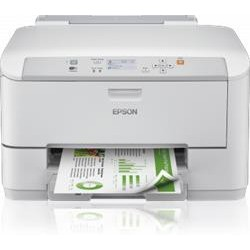Epson WorkForce Pro WF-5110DW, A4, 34st/min, USB,LAN,wifi C11CD12301