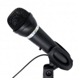 GEMBIRD mikrofon na stůl  MIC-D-04, HQ, černá
