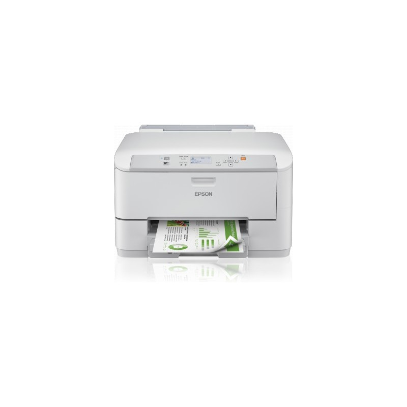 Epson WorkForce Pro WF-5190DW, A4, 20ppm ISO, NET, duplex, Wifi, PDL C11CD15301