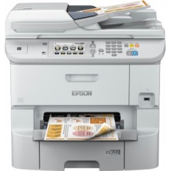 Epson WorkForce Pro WF-6590DWF, A4, All-in-One, duplex, ADF, Fax, LAN, Wifi, NFC, PDL C11CD49301