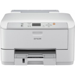Epson WorkForce Pro WF-M5190DW, A4, mono, 20ppm ISO, NET, duplex, Wifi, PDL C11CE38401