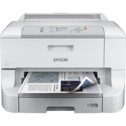 Epson WorkForce Pro WF-8010DW, A3+, NET, duplex, Wifi C11CD42301