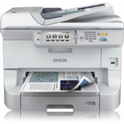 Epson WorkForce Pro WF-8590DWF, A3+, All-in-One, NET, duplex, ADF, Fax, Wifi C11CD45301