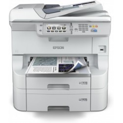 Epson WorkForce Pro WF-8590DTWF, A3+, All-in-One, NET, duplex, ADF, Fax, Wifi C11CD45301BT