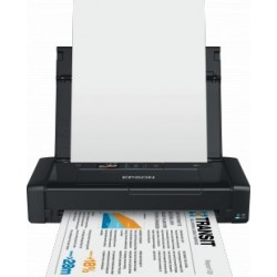 Epson WorkForce WF-100W, A4, USB, WiFi - prenosna C11CE05403