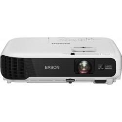 Epson projektor EB-W04, 3LCD, WXGA, 3000ANSI, 15000:1, USB, HDMI V11H718040
