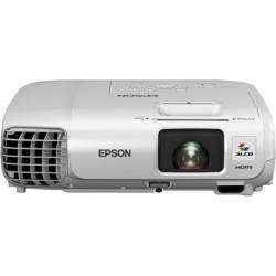 Epson projektor EB-98H, 3LCD, XGA, 3000ANSI, 10000:1, USB, HDMI, LAN V11H687040