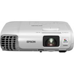 Epson projektor EB-965H, 3LCD, XGA, 3500ANSI, 10000:1, USB, HDMI, LAN V11H682040