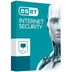 BOX ESET Internet Security pre 2PC / 1 rok I-SEC-2PC-1Y-BOX-2022
