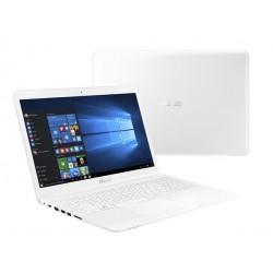 """ASUS E502SA-XO142D N3710 ( 2,56GHz) 15.6"""" HD matny UMA 4GB 128GB-SSD WL Cam DOS biely"""