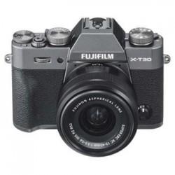 Fujifilm X-T30 + XC15-45 - Grey 16619401