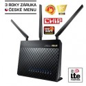 ASUS RT-AC68U WiFi Dual Band router 802.ac 1,9Gb 90IG00C0-BM3010