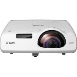 Epson projektor EB-520, 3LCD, XGA, 2700ANSI, 16000:1, HDMI, LAN, short V11H674040