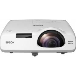 Epson projektor EB-535W, 3LCD, WXGA, 3400ANSI, 16000:1, HDMI, LAN, short V11H671040