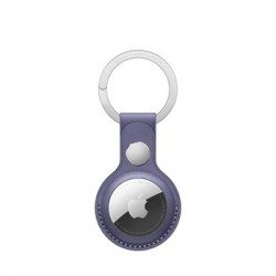 Apple AirTag Leather Key Ring - Wisteria MMFC3ZM/A