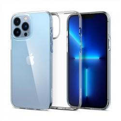 Spigen kryt Liquid Crystal pre iPhone 13 Pro - Crystal Clear ACS03254