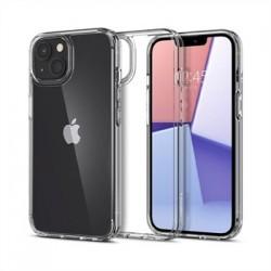 Spigen kryt Ultra Hybrid pre iPhone 13 mini - Crystal Clear ACS03317