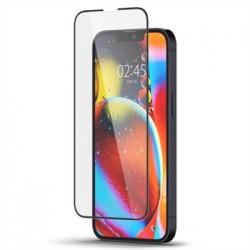 Spigen ochranné sklo GLAS.tR Slim HD pre iPhone 13/13 Pro - Black...