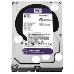 "WD PURPLE 6TB/3,5""/64MB/26mm WD60PURZ"