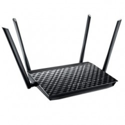 ASUS RT-AC1200G+ Wireless-AC1200 Dual-Band Gigabit 90IG0241-BM3000