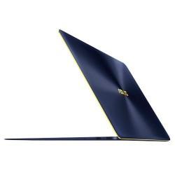 """ASUS Zenbook 3 DeLuxe UX490UA-BE012R Intel i7-7500U 14"""" FHD lesklý UMA 16GB 512GB SSD WL BT Cam W10PRO modrý"""