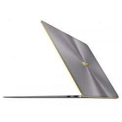 """ASUS Zenbook 3 DeLuxe UX490UA-BE033T Intel i5-7200U 14"""" FHD lesklý UMA 8GB 256GB SSD WL BT Cam W10 šedý"""