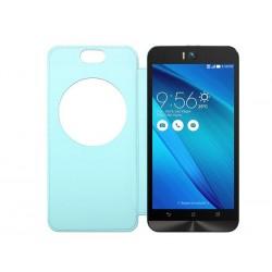 ASUS ochranné púzdro MYVIEW FLIP COVER DELUXE pre ZenFone 2 (ZD551KL ) modré 90AC00X0-BCV004
