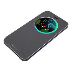 ASUS ochranné púzdro VIEW FLIP COVER pre ZenFone 3 čierne ( ZE520KL) 90AC01D0-BCV004