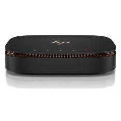 HP Elite Slice, i7-6700T, Intel HD, 8 GB, 256 GB SSD, a/b/g/n/ac + BT, W10Pro, 3y, Collaboration Cover X6U05EA#BCM