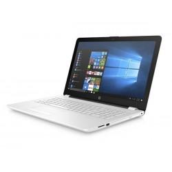 HP 15-bw051nc, A6-9220 DUAL, 15.6 HD ANTIGLARE, 4GB DDR4 1DM, 128GB SSD, DVD-RW, W10, SNOW WHITE DF - HD CAMERA 2CN91EA#BCM