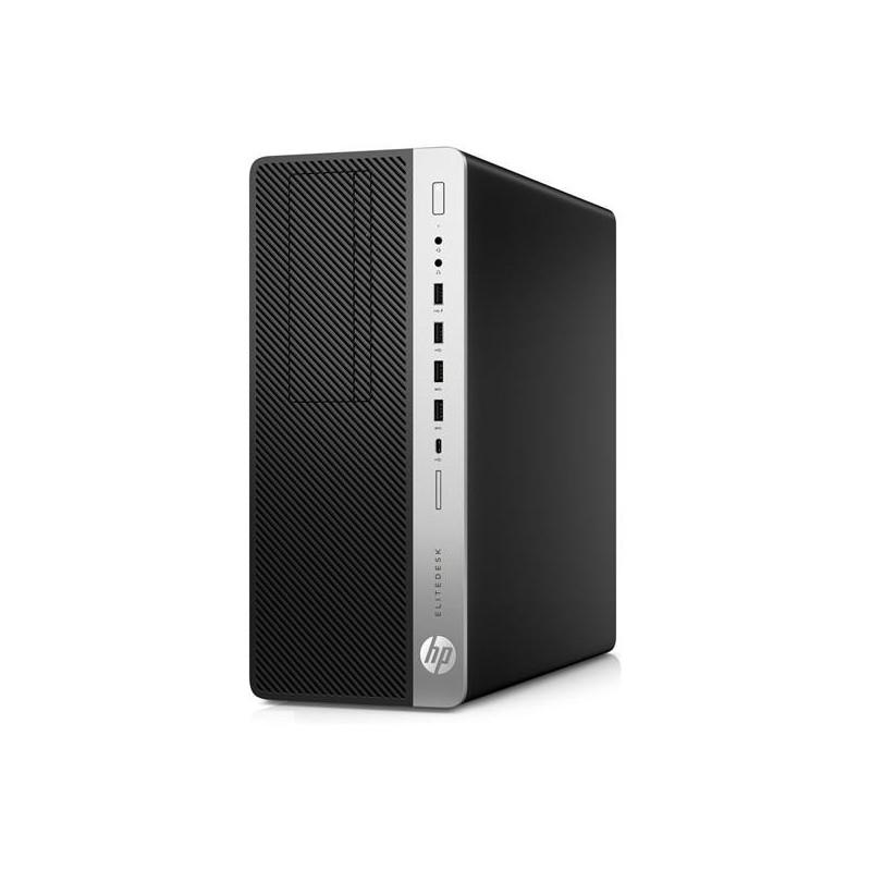 HP EliteDesk 800 G3 TWR, i5-7500, AMD Radeon RX 480/4GB, 8GB, 256GB SSD, DVDRW, KLV+MYS, W10Pro, 3y 1NE28EA#BCM