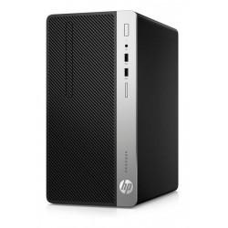 HP ProDesk 400 G4 MT, i7-7700, NVIDIA GeForce GT 730/2GB, 16GB, 256GB SSD, DVDRW, W10Pro, 1y 1QN59ES#BCM