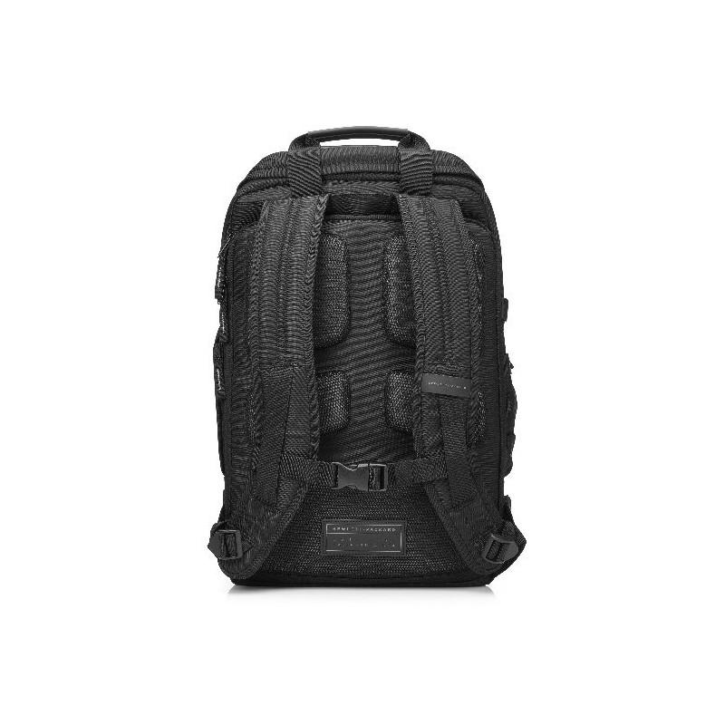 HP 15.6 Black Odyssey Backpack L8J88AA#ABB