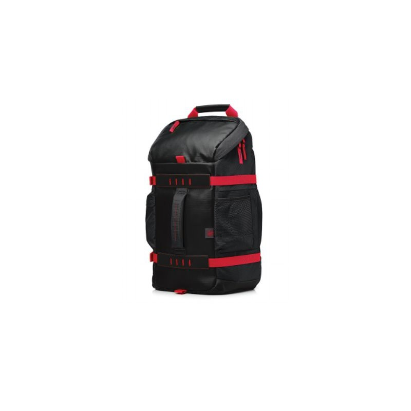 HP 15.6 Odyssey Sport Backpack black/red (gaming) X0R83AA#ABB